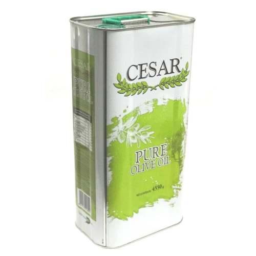 オリーブ油(ピュア)5L缶 CESAR (食用油脂)