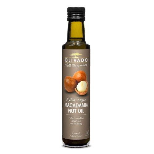 マカデミアナッツオイル食用 250ml オリバード