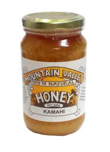 あぱかばぁる カマヒ 蜂蜜 500g